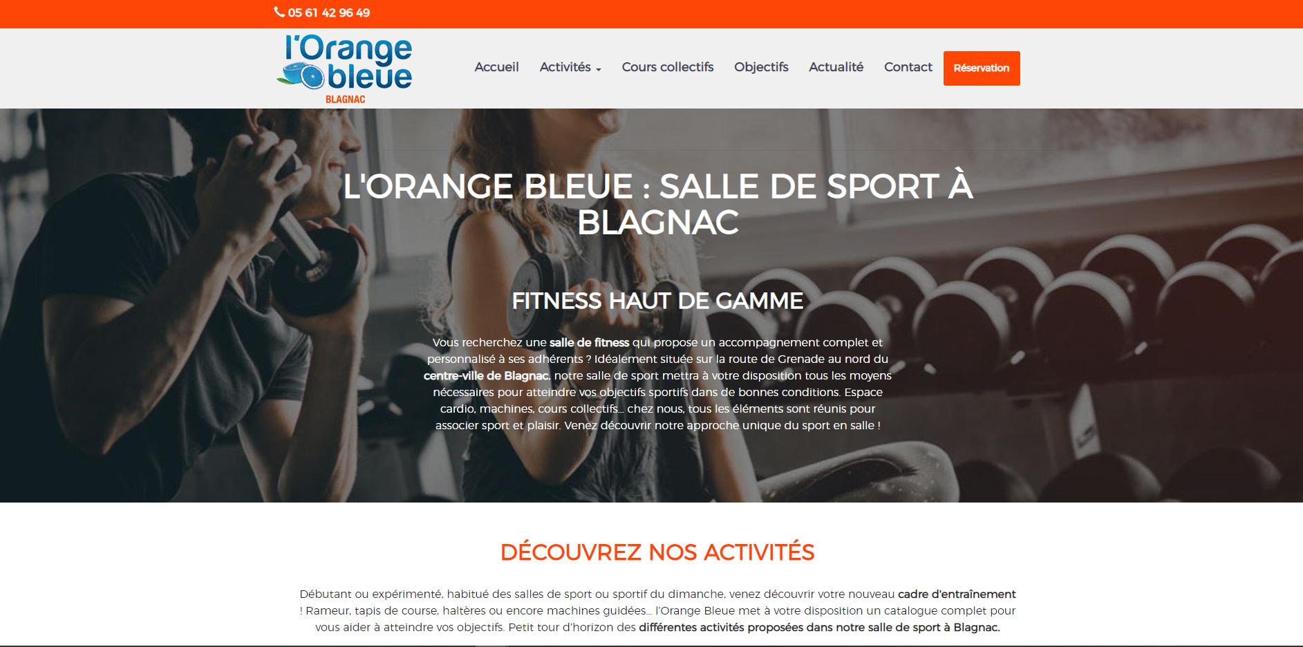 L'Orange Bleue Blagnac